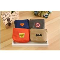 Кошелек для мелочи с логотипами Супергероев