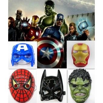 Набор масок Мстителей