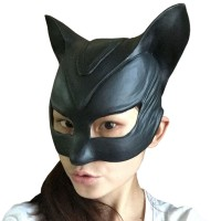 Красивая маска Женщины Кошки