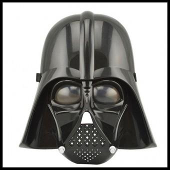 Пластиковая маска Дарт Вейдера