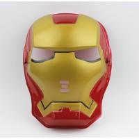 Пластиковая маска Железного человека