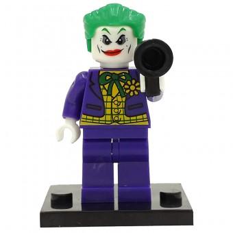 Конструктор Джокер с пушкой