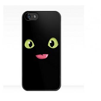 Пластиковый чехол Беззубик для Iphone 5/5S