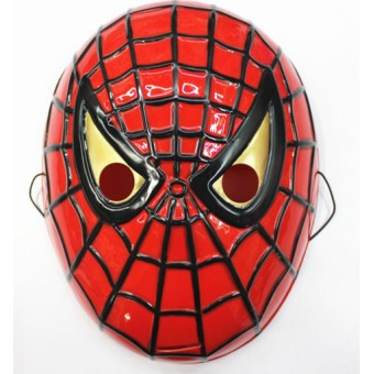 Маска Spider Man