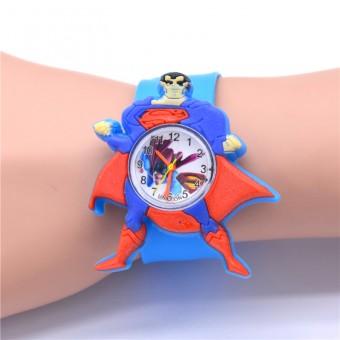 3D часы Superman