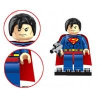 Конструктор Супермен с пушкой