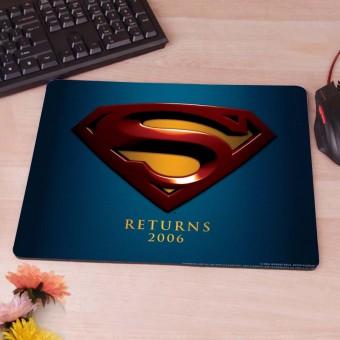Коврик для мыши с Суперменом