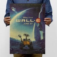 Постер мультфильма Валли, 51 х 35.5 см